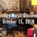 Monday Music Discovery for October 15, 2018