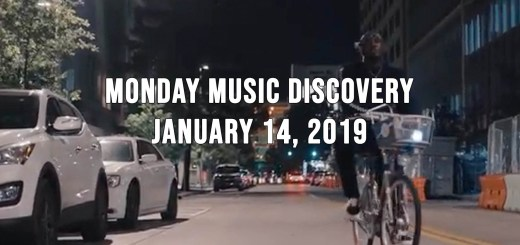Monday Music Discovery for January 14, 2019