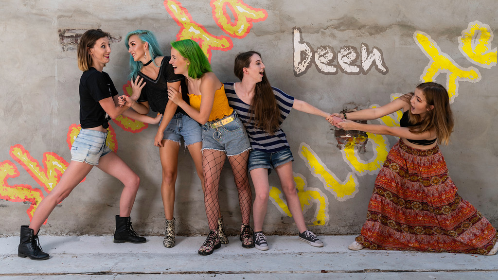 Shoulda Been Blonde Group Photo 1 by Workingman Photos