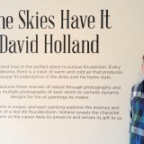 David Holland - The Skies Have It
