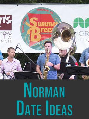 Norman Date Ideas