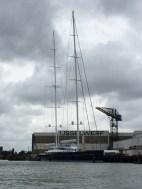 Unser neues Schiff