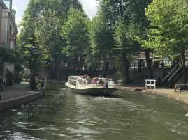 Gracht in Utrecht