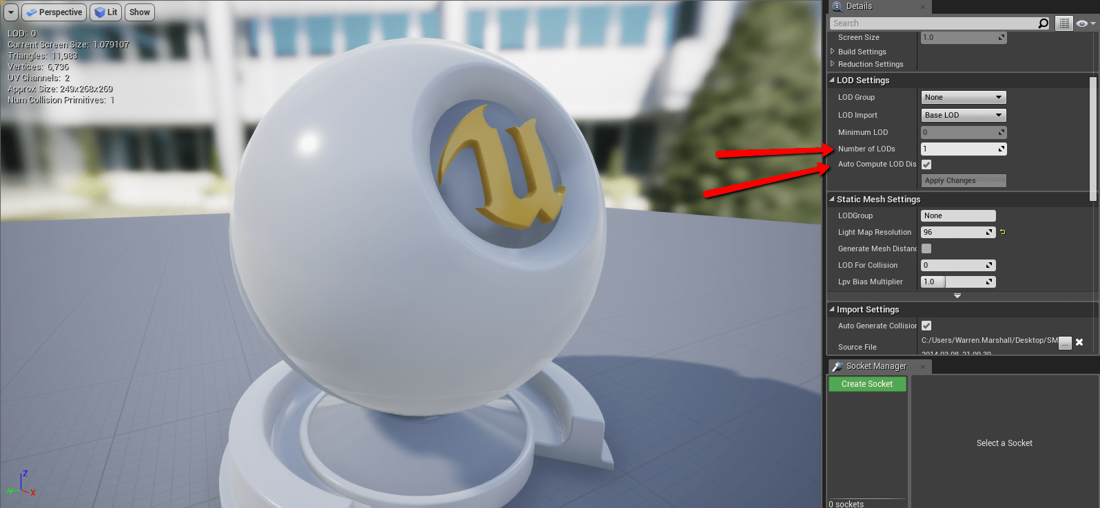 Let's Play with a lot of Meshes – Part 2 - The Undead Dev