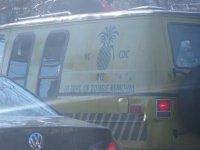 zombie removal van