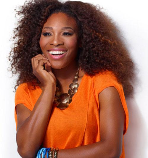 Serena Williams Tennis great and Fashion Designer