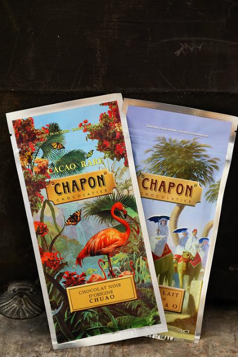 chocolat praliné Patrice Chapon Chelles