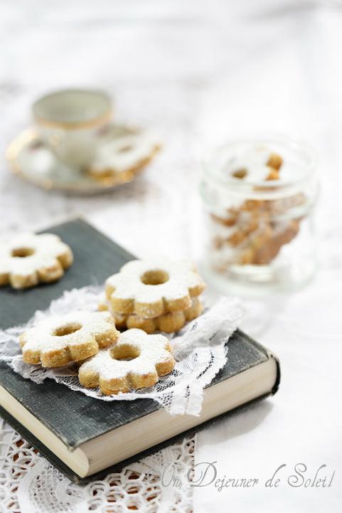 Canestrelli liguri, biscuits sablés italiens au citron