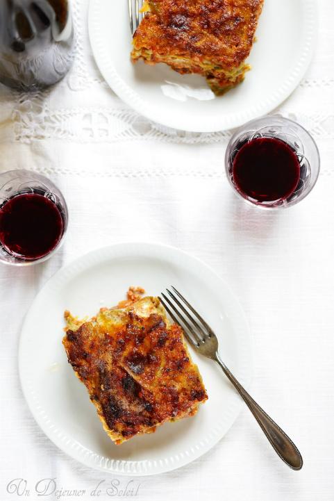 Les véritables lasagnes à la bolognaise italiennes et 4 astuces pour les réussir