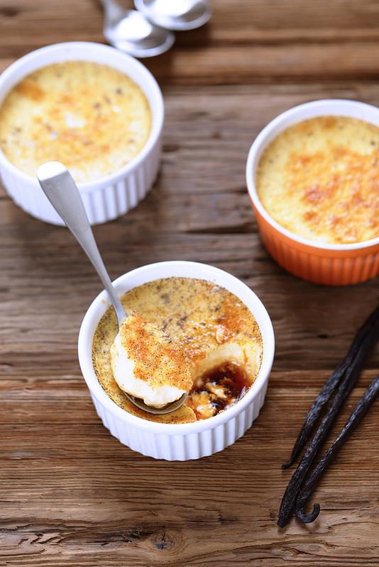 Crème aux oeufs : recette délicieuse