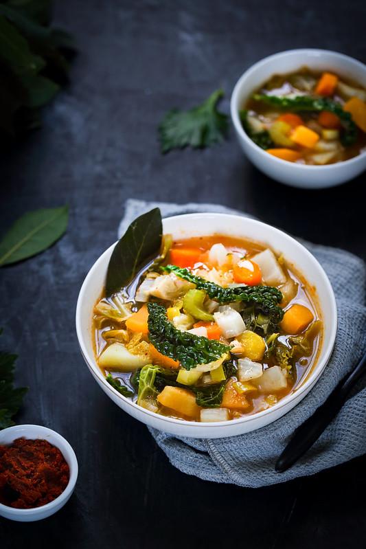 potage de legumes d hiver au curry