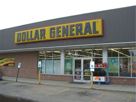 Dollar General, Old Store