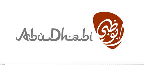 Abu Dhabi Logo, New