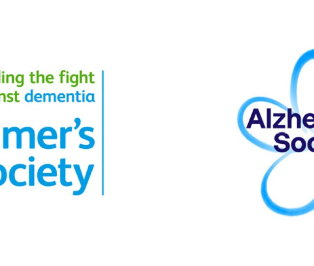 New Logo And Identity For Alzheimers Society By Heavenly