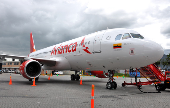 Avianca Logo and Identity