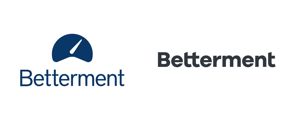 New Logo and Identity for Betterment by Red Antler