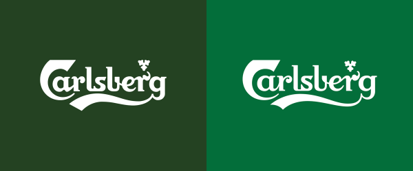 Brand New: New Logo and Packaging for Carlsberg by Taxi Studio