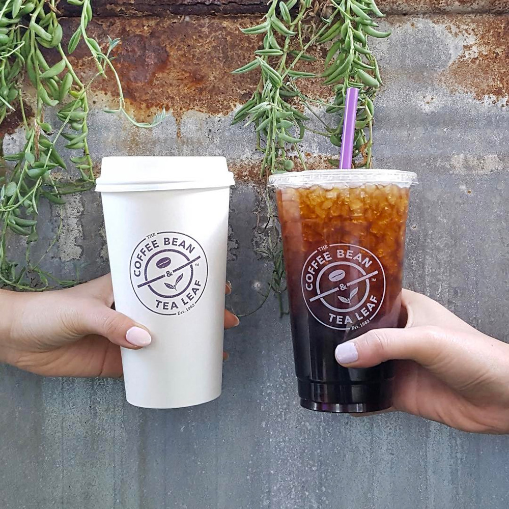 Image result for coffee bean and tea leaf