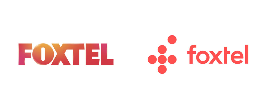 New Logo for Foxtel by MAUD