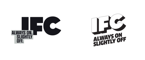 Brand New: New Logo, Identity, and On-Air Look for IFC by ...