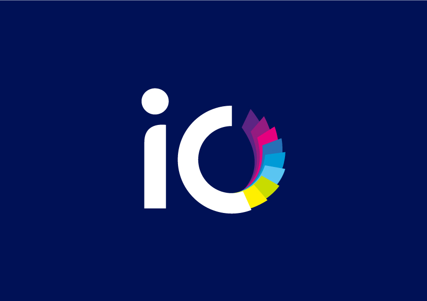 New Name, Logo, and Identity for iO by Moving Brands