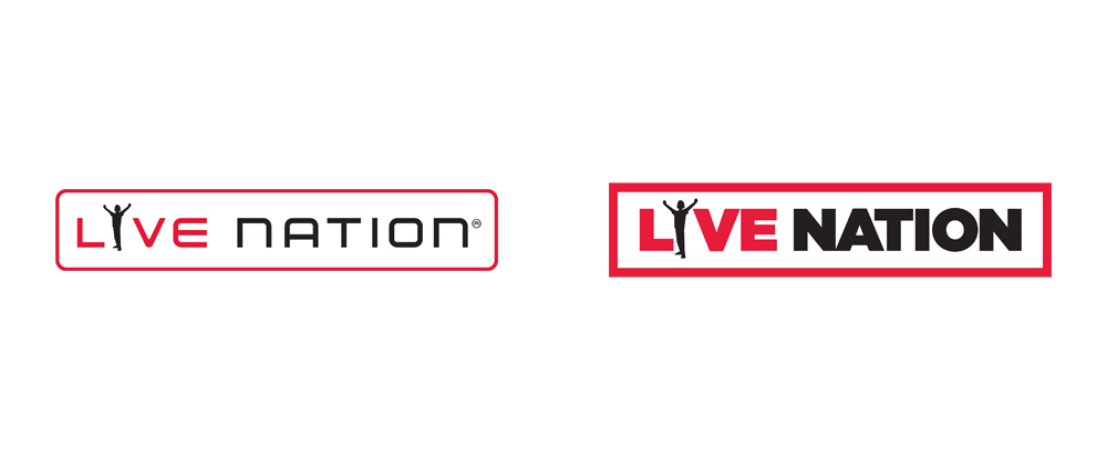 New Logo for Live Nation