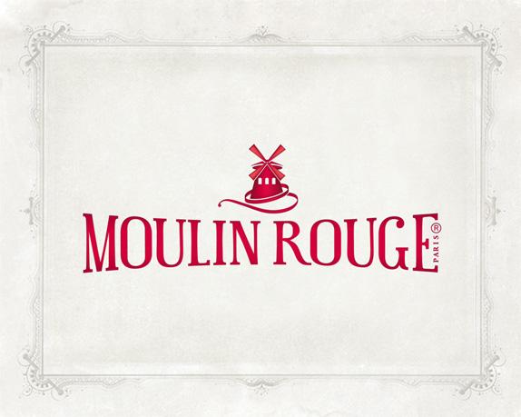 Moulin Rouge logo detail
