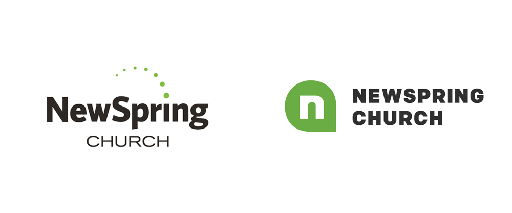 Brand New New Logo And Identity For NewSpring Church Done