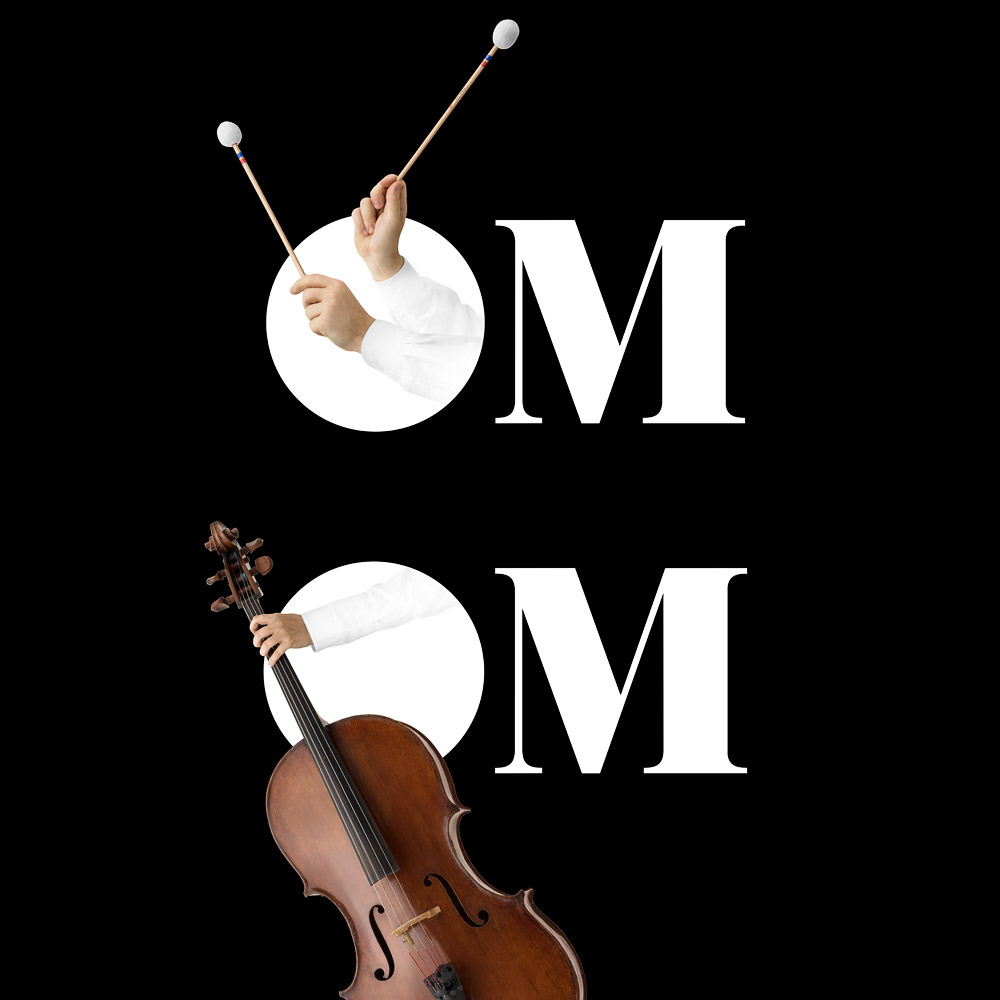 New Logo and Identity for Orchestre Métropolitain by byHaus