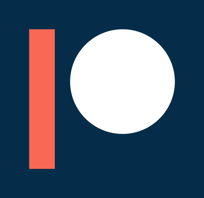 New Logo for Patreon