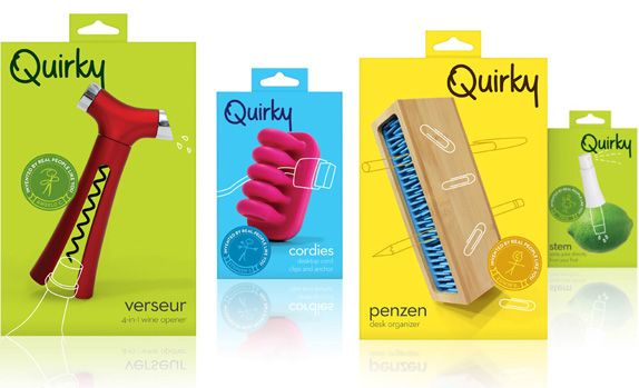 Quirky Logo, Identity, and Packaging