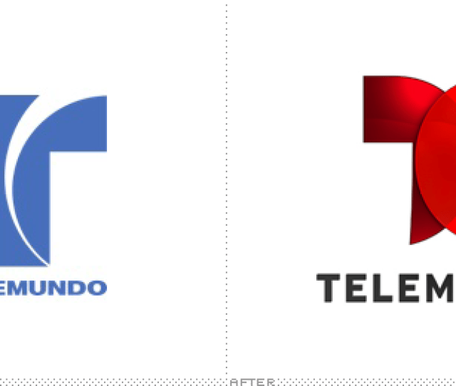 Telemundo Logo Before And After