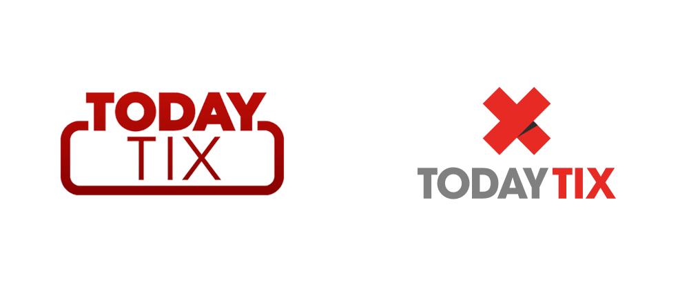 New Logo for TodayTix