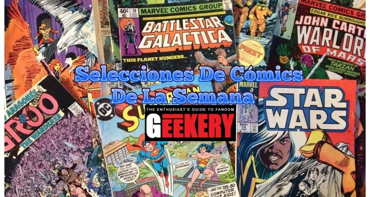 Comic Selections of the Week 01/09/2018 – Undercover Capes