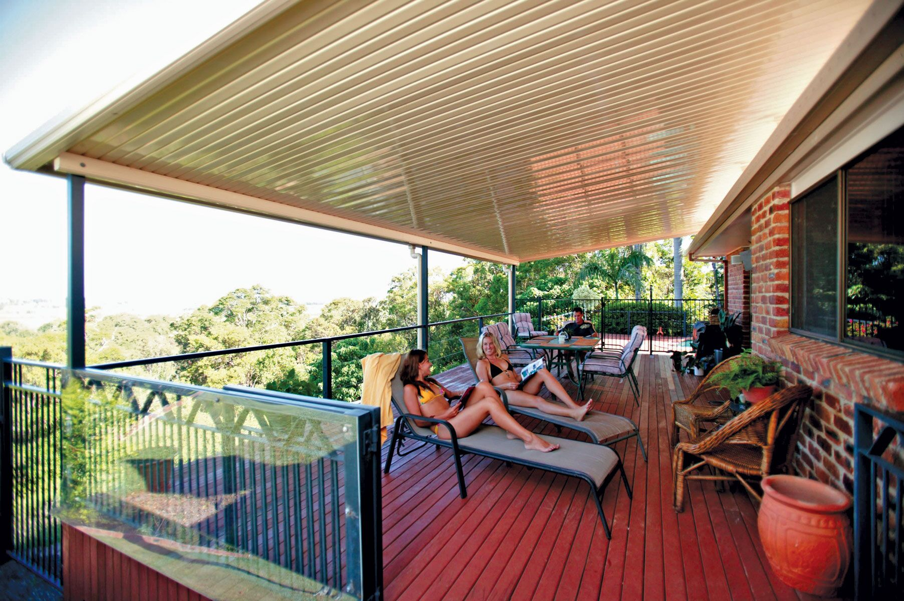 Flat Roof Patios in Melbourne - Undercover Concepts on Roof For Patio Ideas id=47829