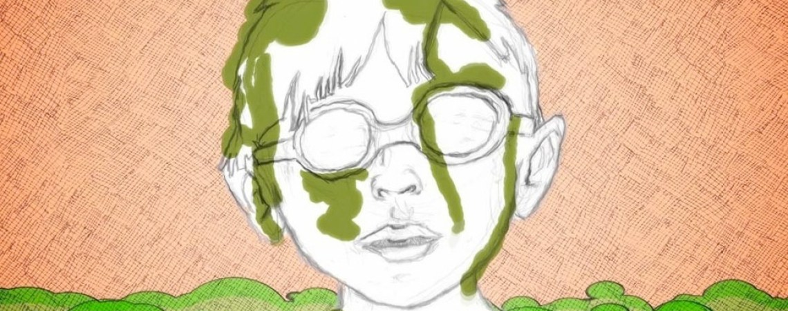 In this animation in THE WATERSHED, a boy is covered with algae after diving into a coastal pond. The humorous, two-minute animation explains the problem of excess nutrients that come from Cape Cod's septic systems, and how it's already affecting people and wildlife.