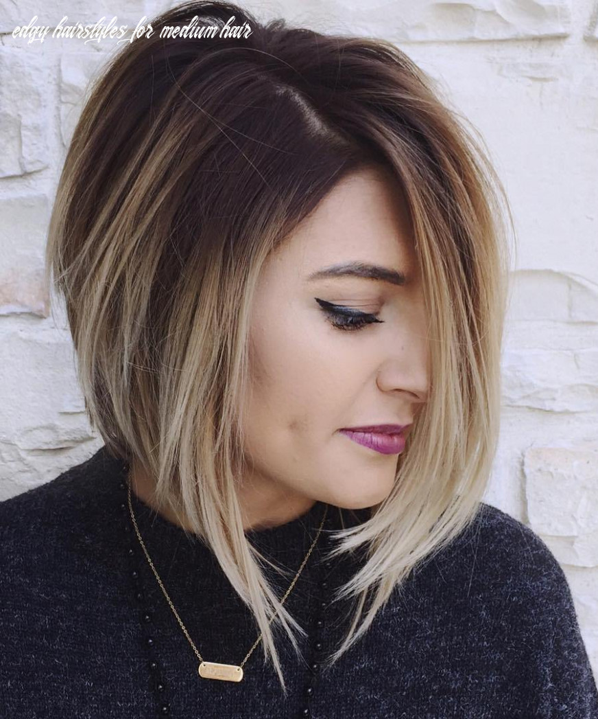 10 best edgy haircuts ideas to upgrade your usual styles edgy hairstyles for medium hair
