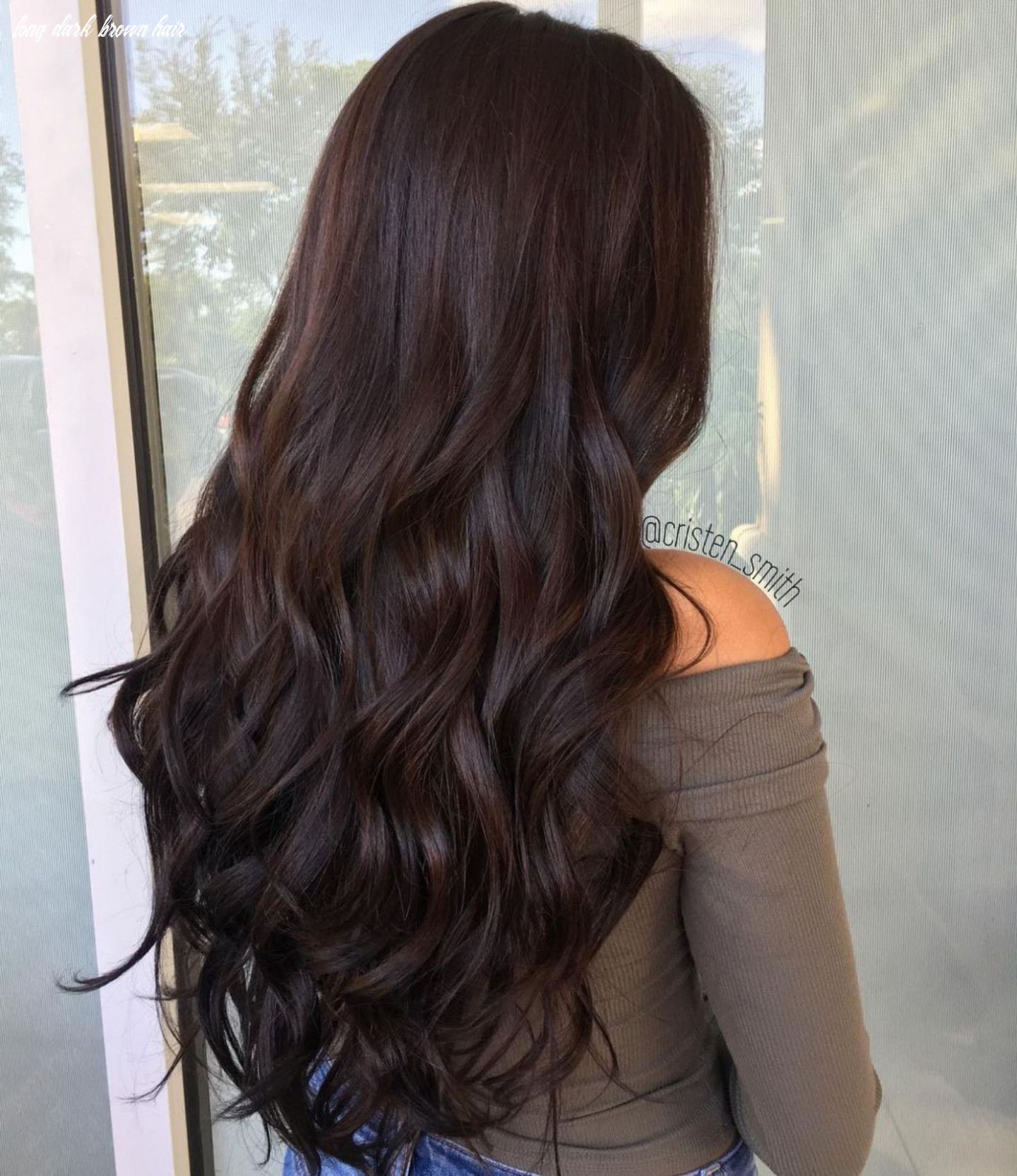 10 chocolate brown hair color ideas for brunettes | curly hair
