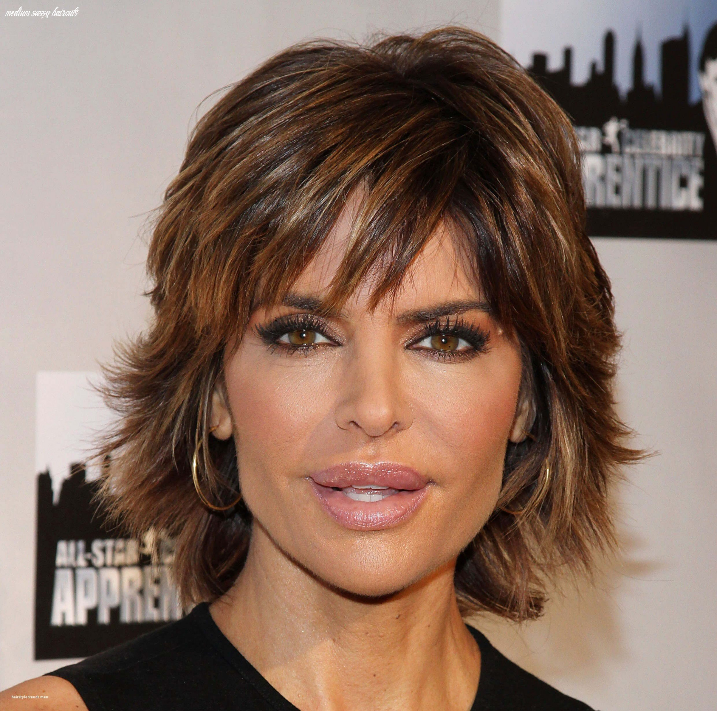 10 sassy and sultry medium shaggy hairstyles | medium hair styles medium sassy haircuts