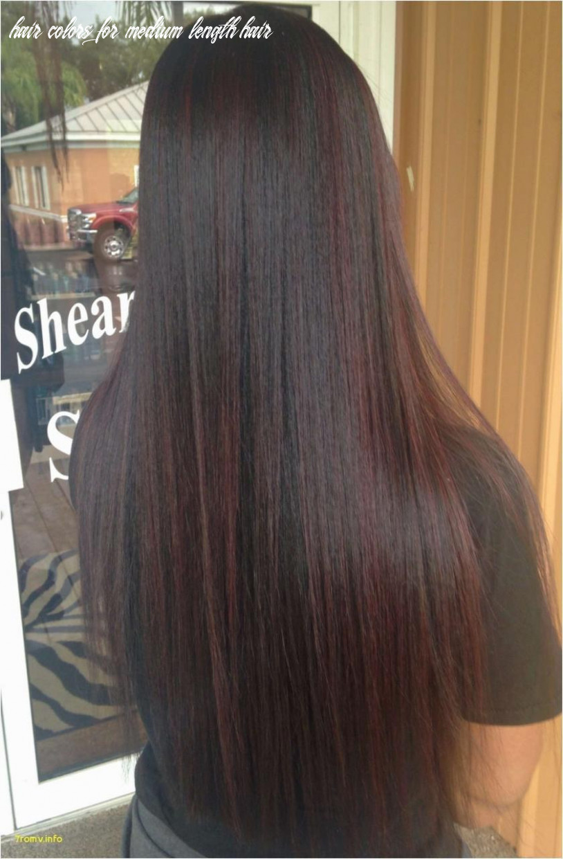 11 inspirational hairstyles and colors for medium length hair hair colors for medium length hair