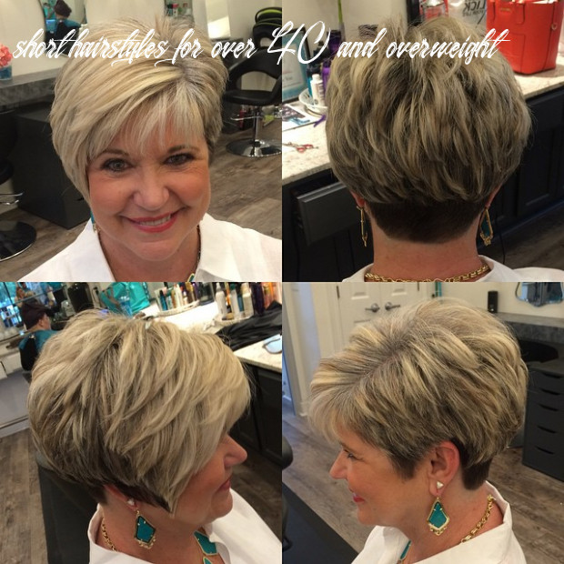 12 age defying hairstyles for women over 12 hair adviser short hairstyles for over 40 and overweight