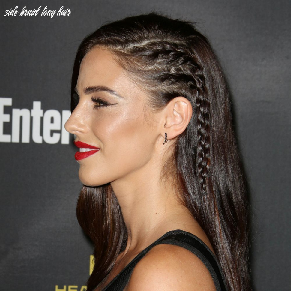 8 amazing party hair styles and how to recreate them | long hair