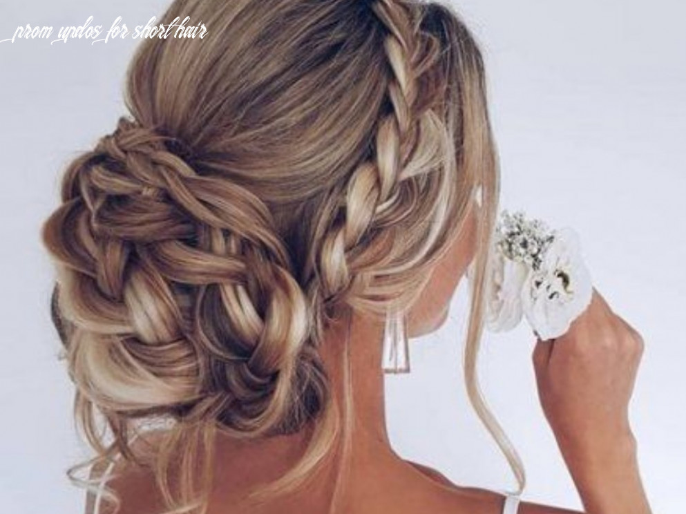 8 cute prom hairstyles for short hair society8 prom updos for short hair