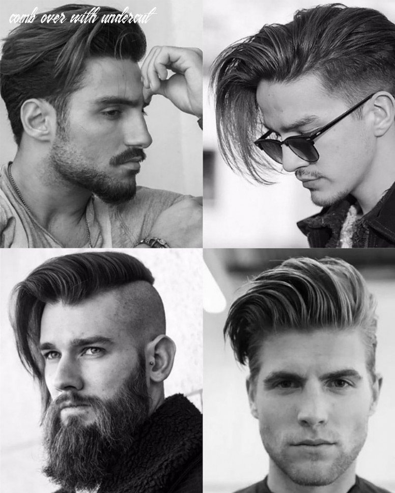 8 perfect comb over haircuts to try in 8 the trend spotter comb over with undercut