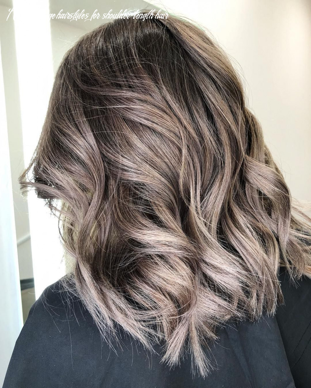9 balayage hairstyles for medium length hair freshen up your