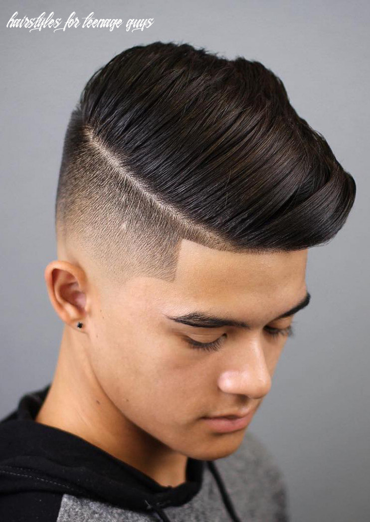 9 best hairstyles for teenage boys the ultimate guide 9 hairstyles for teenage guys