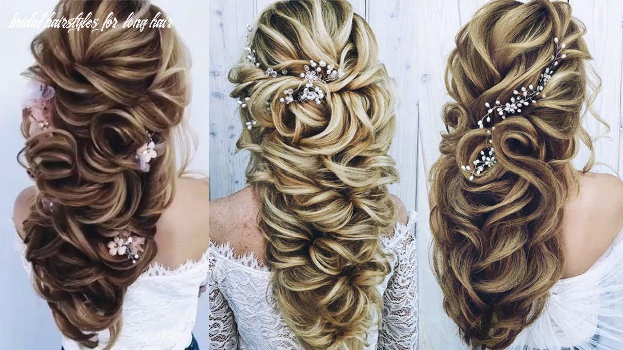 Beautiful wedding hairstyles for long hair ?? professional hairstyles compilation 11 ?? bridal hairstyles for long hair