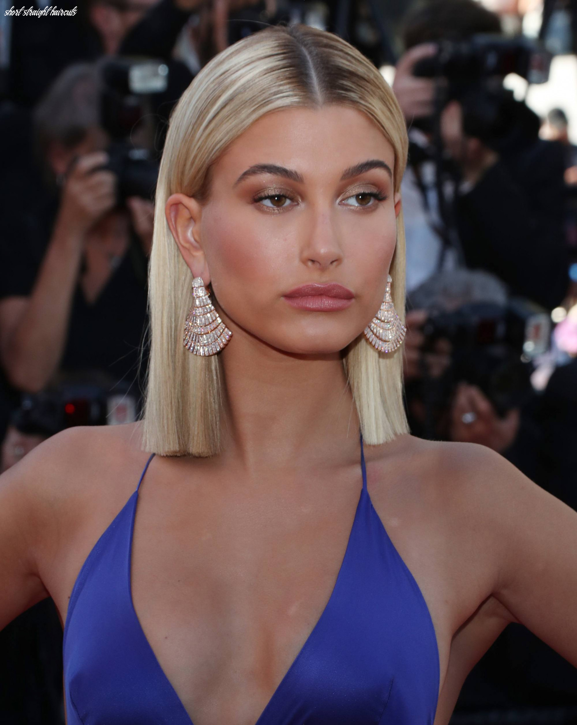 Celebrity short straight hairstyles that will make you want sleek hair short straight haircuts