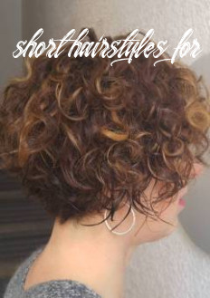 Curly haircuts for wavy and curly hair (best ideas for 8) short hairstyles for curly hair 2020