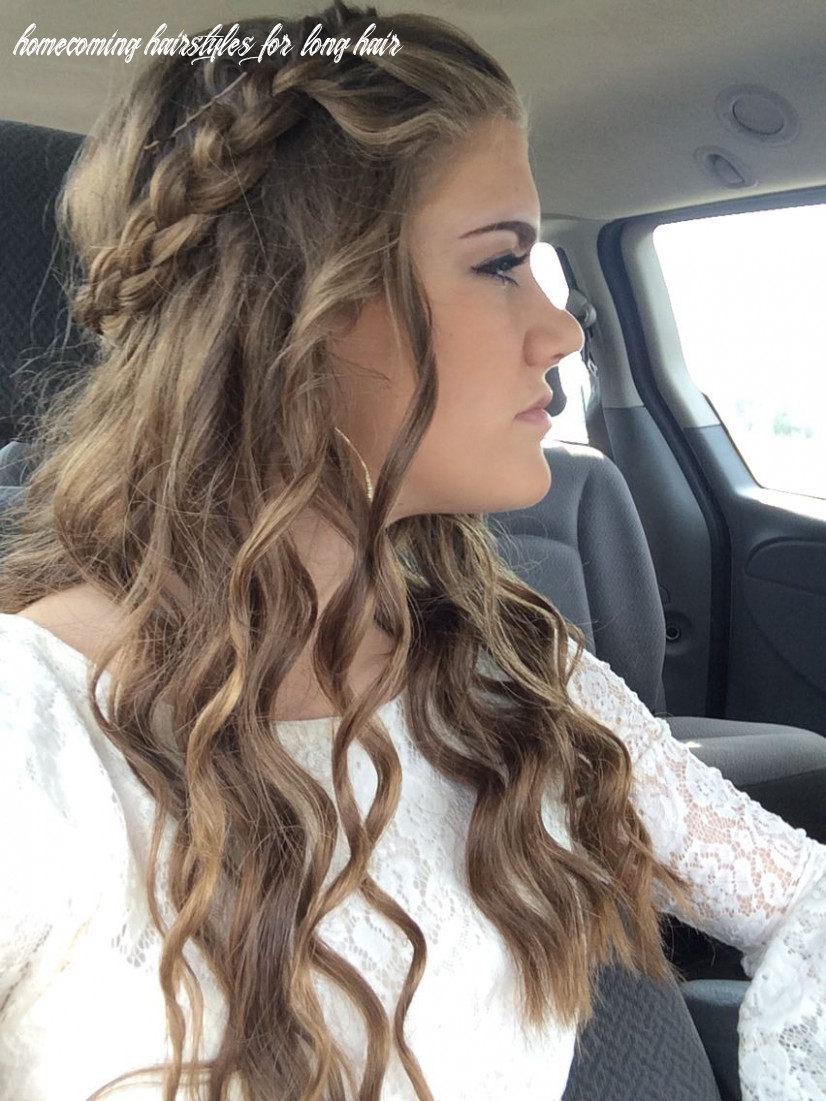 Homecoming hair (with images) | easy homecoming hairstyles, formal